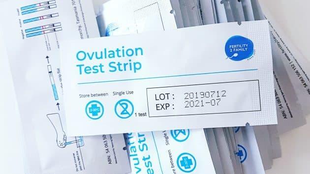 cheap Ovulation Strip Tests