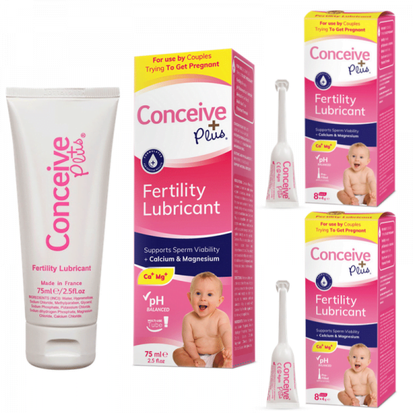 CONCEIVE PLUS® Fertility Lubricant