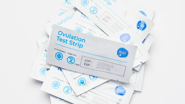 Ovulation Tests instructions